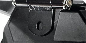 Hinged-Style Hitch