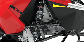 RydeFX® MPV Shocks