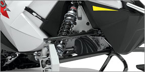 Race-Proven Front Suspension