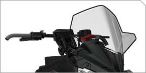Guidon IQR avec appui surélevé PRO-X