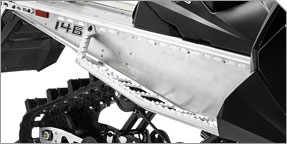 PowderTrac™ Hybrid Running Boards