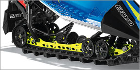 PRO-X™ Set-up (Tracks, Shocks)