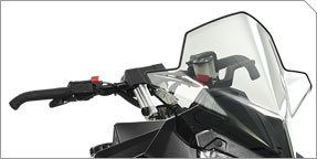 IQR Handlebar with PRO-X Riser
