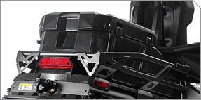 Lock & Ride® Versa Storage Cargo Box and Rack