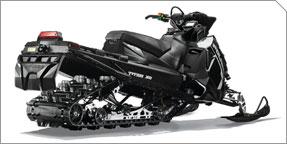 Polaris® TITAN™ Articulated Rear Suspension