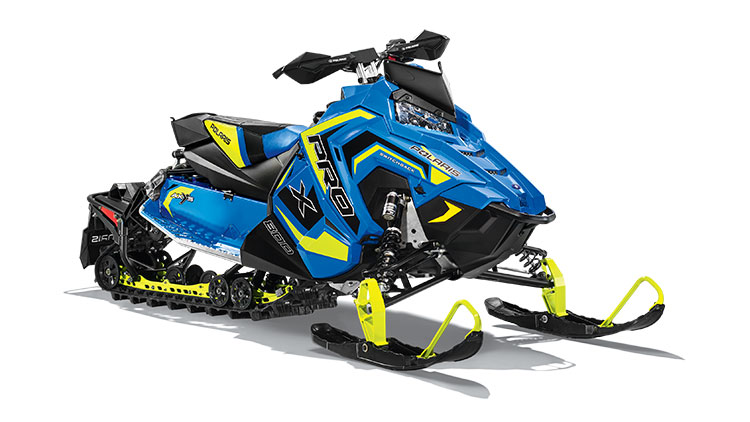 2018 Polaris 800 Switchback Pro X Snowmobile Ca