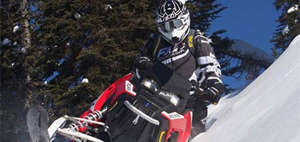 2016 Mountain Snowmobile of the Year
