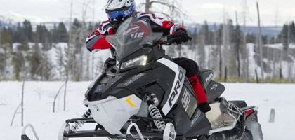 AM SNOW's 2017 Best of the Best Awards, Best 600cc Trail