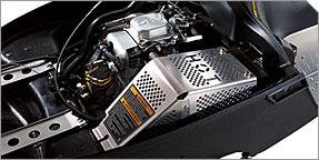 120 cc Four Stroke Engine