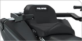 Lock & Ride® Convertible Passenger Seat