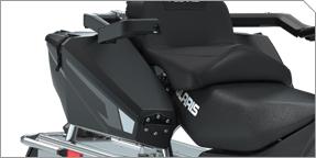 Adventure Cargo System - Aluminum Rack, Lock & Ride® Saddlebags