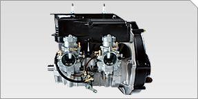 550 Fan Engine
