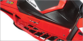 PowderTrac™ TR Running Boards