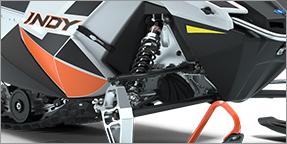 Race-Proven Front Suspension