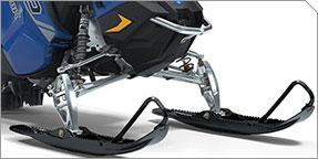 La toute nouvelle suspension avant AXYS® RMK® React