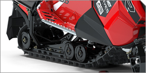 PRO-XC™ Suspension with Polaris Race Technology (PRT)