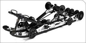 Suspension arrière IGX 144