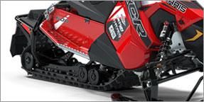 PRO-XC™Suspension with Polaris Race Technology (PRT)