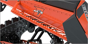 PowderTrac™ Running Boards