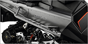 Polaris® TITAN™ PowderTrac™ Running Boards