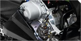 Polaris® Titan™ Brake System