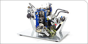 800 Cleanfire®H.O. Engine