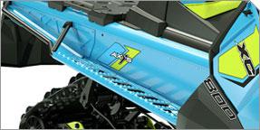 Polaris® TITAN™ PowderTrac™ Running Boards