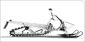 Châssis surélevé AXYS® RMK® breveté