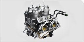 All-New Polaris® 850 Patriot™ Engine