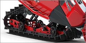 Suspension arrière IGX 146