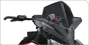 IQR Handlebar with PRO-X Riser