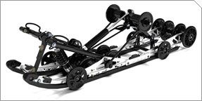 IGX 144 Rear Suspension