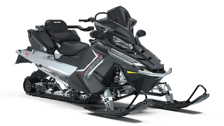 2019 Polaris 550 Indy Adventure 155 Snowmobile