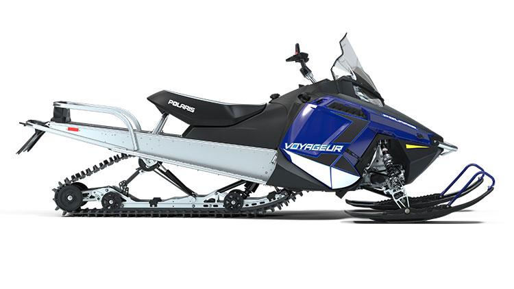 2019 Polaris 550 Voyageur 155 Snowmobile
