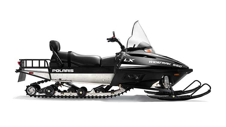 2019 Polaris 550 Widetrak Lx Snowmobile