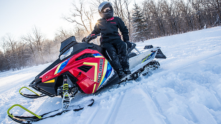 2019 Polaris Indy Evo Snowmobile