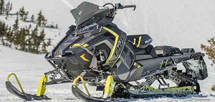 AM SNOW's 2017 Best of the Best Awards, Best New Mountain Sled