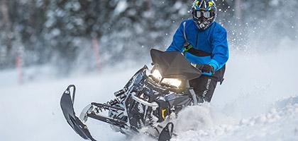 Snow Goer's 2017 Top 10 Snowmobiles