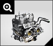 Le tout nouveau moteur 850 Patriot™