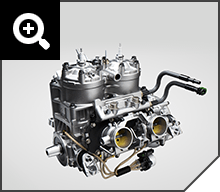 All-New 850 Patriot™ Engine