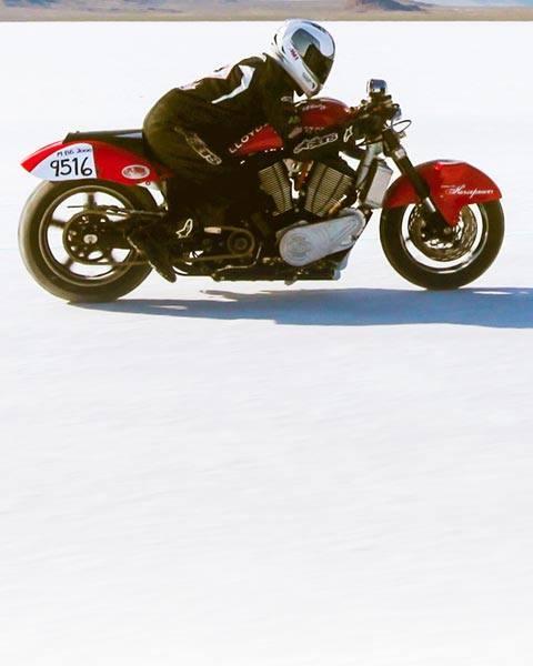 Explore Land Speed Record