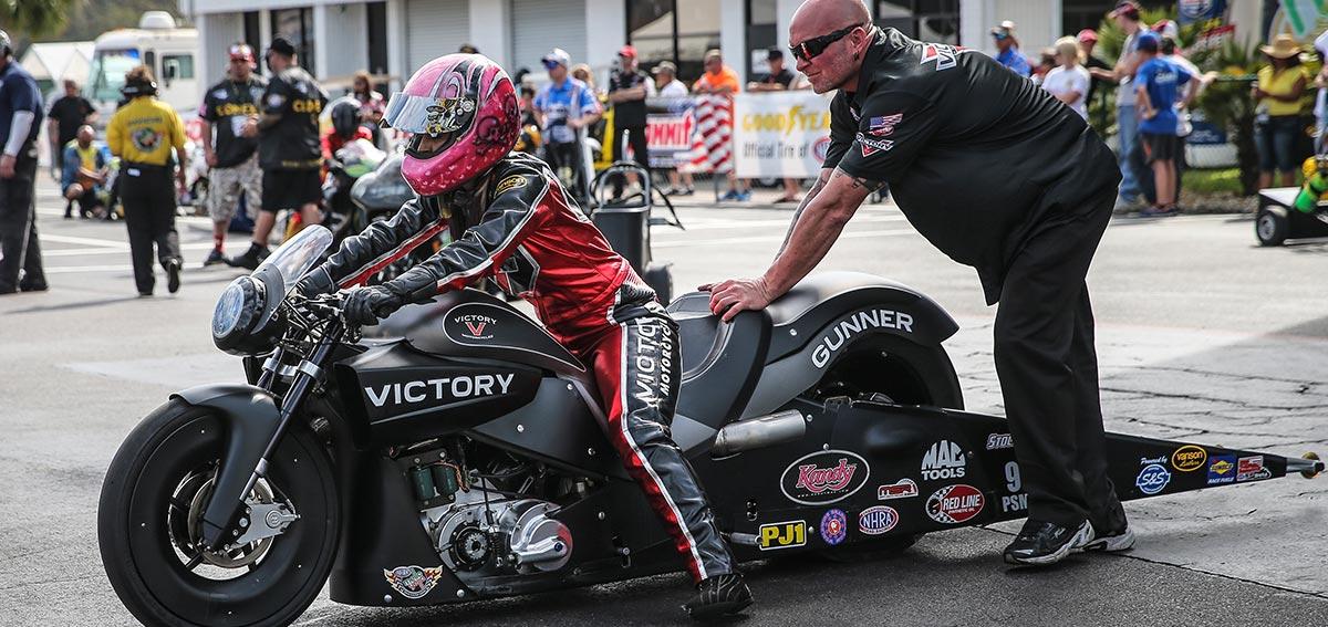 Victory racing